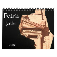 petra 2016 calendar