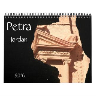 petra 2016 calendarios de pared