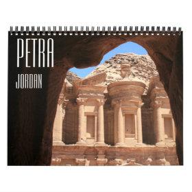 petra 2021 calendar