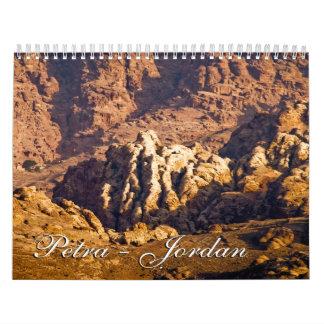 Petra calendar 2013