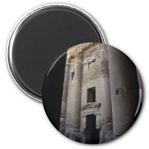 Petra, Jordan. Fridge Magnets