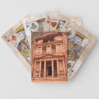 Petra, Jordania Baraja Cartas De Poker