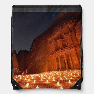 Petra, Jordania Mochilas