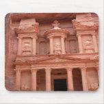 Petra - Maravilla del mundo Tapete De Raton