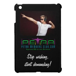 Petra Members Club iPad Mini Cover