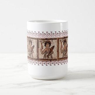 Petra - Mosaico Taza Clásica