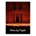Petra por la postal de la noche
