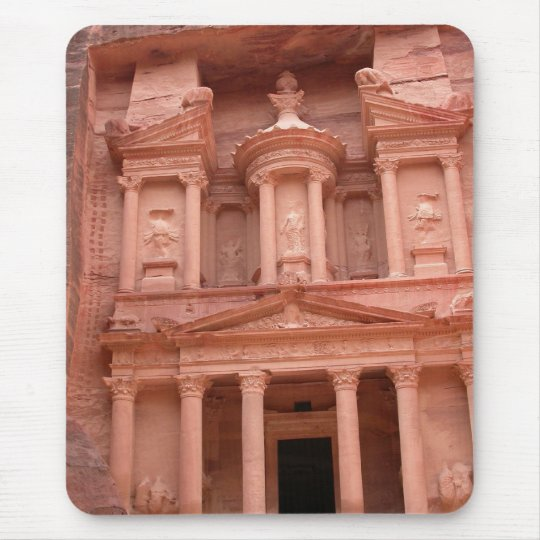 Petra - Wonder of the World Mouse Pad