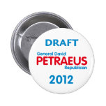 PETRAEUS 2012 Button