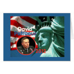 Petraeus 2012 Card