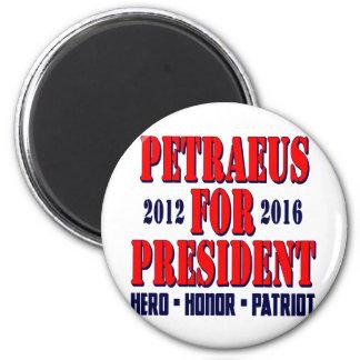 Petraeus For President Magnet