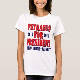 Petraeus For President T-Shirt