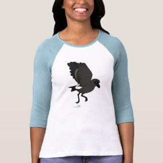 Petrel de la tormenta de la lixiviación (alboroto) camisetas