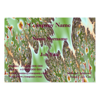 Petri Dish Chubby Business Card Pack Of Chubby Business Cards