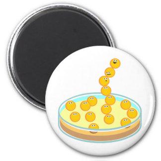 Petri Dish Tower Magnet