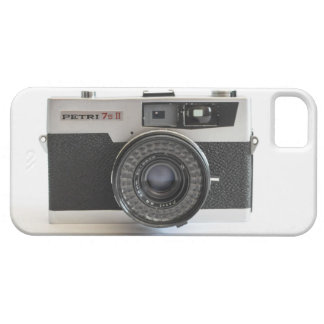Petri vintange camera iPhone SE/5/5s case