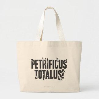 ¡Petrificus Totalus! Bolsa De Tela Grande