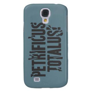 ¡Petrificus Totalus! Carcasa Para Galaxy S4