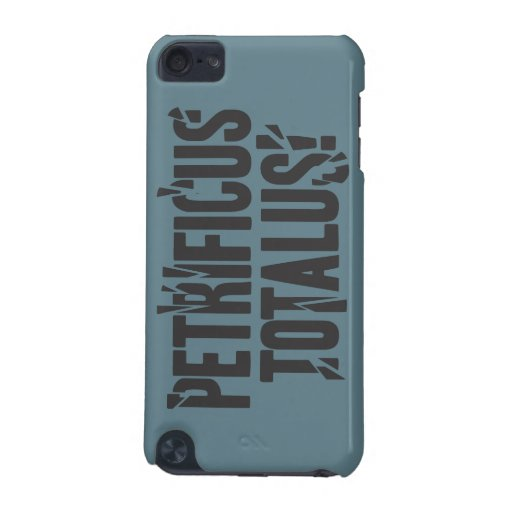 Petrificus Totalus! iPod Touch 5G Cases