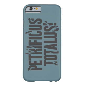 ¡Petrificus Totalus! Funda Barely There iPhone 6