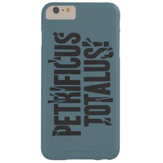 ¡Petrificus Totalus! Funda Barely There iPhone 6 Plus