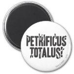 ¡Petrificus Totalus! Imán Redondo 5 Cm