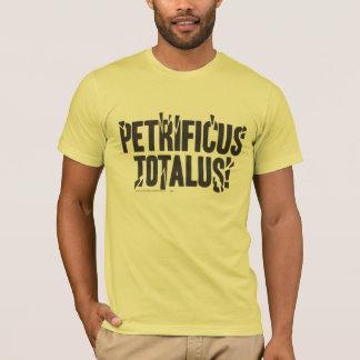¡Petrificus Totalus! Playera