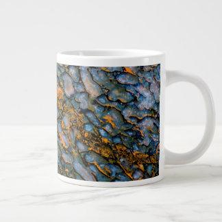 Petrified Dinosaur Bone Giant Coffee Mug