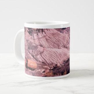 petrified forest giant coffee mug