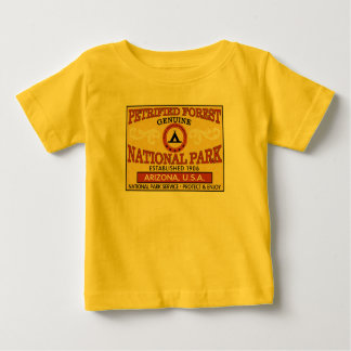Petrified Forest National Park Baby T-Shirt