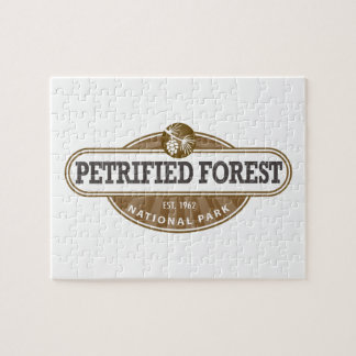 Petrified Forest National Park Jigsaw Puzzle