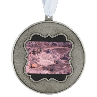 Petrified Forest National Park Pewter Ornament