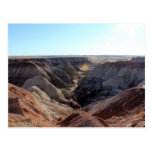 Petrified Forest National Park Post Card