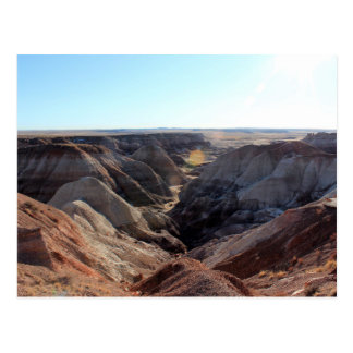 Petrified Forest National Park Postcard