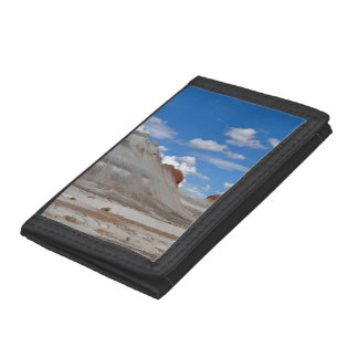 PETRIFIED FORREST TEPEES TRI-FOLD WALLETS
