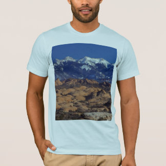 Petrified Sand Dunes At Arches National Park T-Shirt