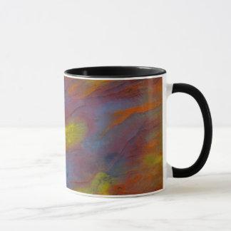 Petrified Wood Close-Up Mug