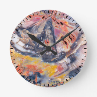 Petrified wood detail, Arizona Round Clock