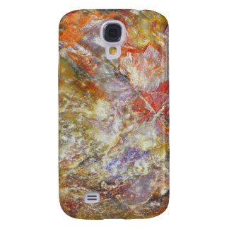 Petrified wood galaxy s4 cover