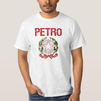 Petro Italian Surname Tee Shirt