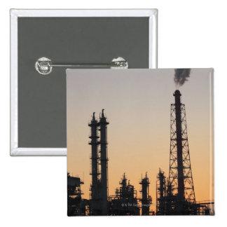 Petrochemical Plant Button
