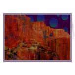Petroglifo # 2 tarjetas