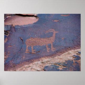 Petroglifo Impresiones