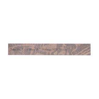 Petroglifos Etiquetas Envolventes De Dirección