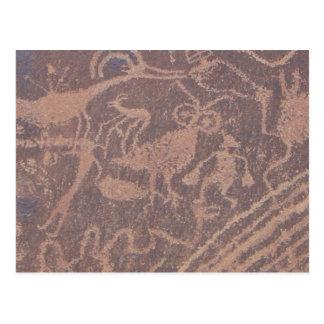 Petroglifos Postal