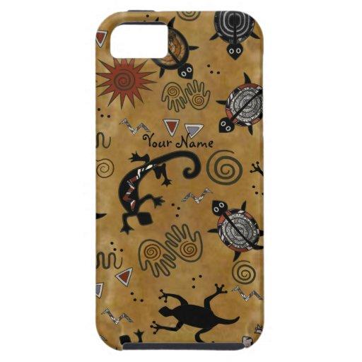 Petrogliph iPhone 5 Case