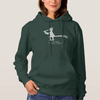 Petroglyph, New Mexico Road Runner Hoodie