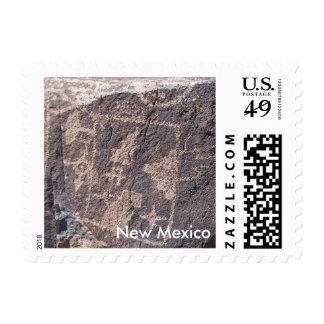 Petroglyph Stamps