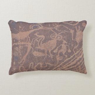 Petroglyphs Accent Pillow