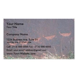 Petroglyphs Business Card